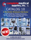 Complete Medical Supplies Product Catalog