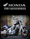 Honda Fury Accessories