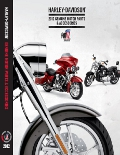Harley-Davidson® Genuine Motor Accessories & Parts