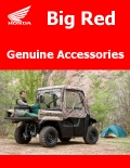 Honda Big Red Accessories