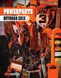 2013 KTM Powerparts Offroad