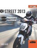 2013 KTM Powerparts Street