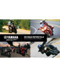 Yamaha On-Road Motorcycle Accessories & Apparel