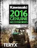 Kawasaki Teryx™ Accessories Catalog