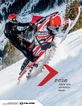 Polaris Snowmobile Apparel and Accessories