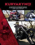 Kuryakyn Accessories for Goldwing & Metric