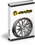 Axis Wheels Wheels