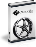Black Ice Alloys Wheels