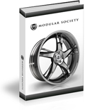 Modular Society Wheels