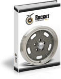 Rocket Racing Wheels Wheels