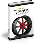 Savini Black Di Forza Wheels