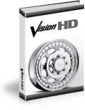 Vision HD Wheels