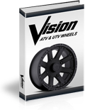 Vision ATV Wheels