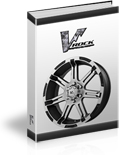 V Rock Wheels