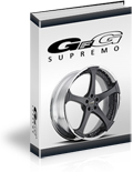 GFG Supremo Wheels