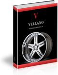 Vellano Concave Wheels